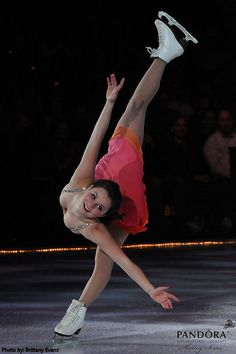 sasha cohen you do not know how much I wish I could do this for my spirals