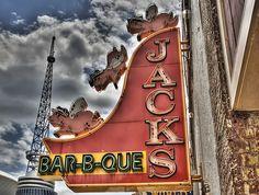 Jack's BBQ, #Nashville, Tennessee