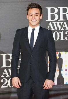Tom Daley: he is a diver, and has an amazing bod! <3 in love<3