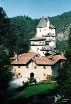 Santuario di San Romedio - Coredo