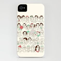 Many Murrays for iPhone 6 Case