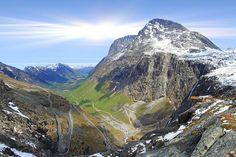 The Trollstigen Norway 8
