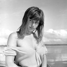 Still of Harriet Andersson in Sommaren med Monika (Summer with Monika), Ingmar Bergman, 1953