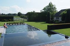 great pond / pool