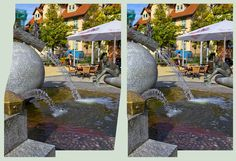 Another 3D Fountain HDR by zour