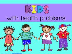 Tips to use with students with health problems