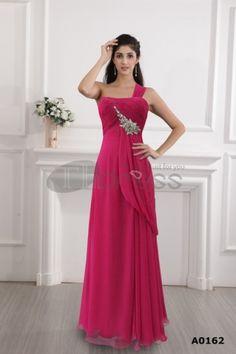 2012 silk dress in pink dress, one shoulder dress dress