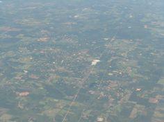 Sweet Home Alabama...aka frackland. 2013