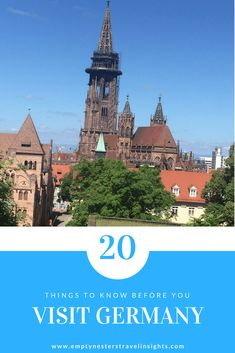 Germany - 20 things to know before you visit