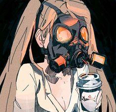 Anime Art Girl, Manga Art, Pretty Art, Cute Art, Aesthetic Art, Aesthetic Anime, Arte Cyberpunk, Japon Illustration, Character Design Inspiration