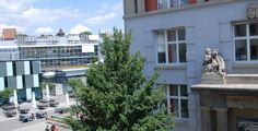 Hochschule Esslingen - Stadtmitte Campus Stadtmitte der Hochschule Esslingen. Quelle: Hochschule Esslingen