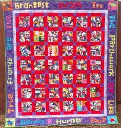 Crumb Quilt - Free Quilt Patterns at FaveQuilts.com