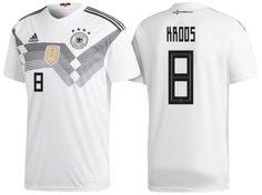 d4d56bd7771 Details zu Trikot Adidas DFB WM 2018 Home - Kroos 8  128 bis 3XL  Deutschland  Germany