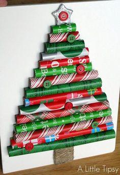 3 Idee per decorare (anzi, creare) il vostro #albero di #Natale e 3 canzoni natalizie per creare l'atmosfera! http://noodloves.it/cda6-albero-di-natale-e-musiche-natalizie/