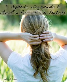 You likely already know that ingredients in personal care products are just as important as the foods you eat. With your skin being your largest organ, the products you put on your body are immediately absorbed through your pores and into your bloodstream.