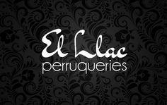 Diseño de logo El Llac Perruqueries | Dolphin Tecnologías