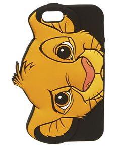 Take the Lion King™ with you everywhere you go with this cellphone cover. The rubber case is made for the iPhone 5 and features the design of Disney's Simba™. The cover slips on and off easily and has the cutouts for all the important buttons and connections.  Man Made Materials 	Imported