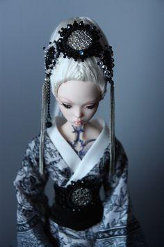 Popovy Sisters dolls