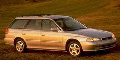 1997 Subaru Legacy Service Repair Manual INSTANT DOWNLOAD