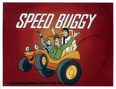 Speed Buggy Cartoon