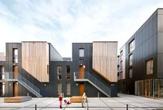 architecture social housing - Pesquisa Google