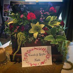 Bridal Show Floral Design Ideas
