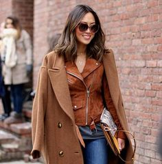 In love with camel hues. Photo by @maffewl