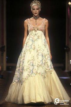 Christian Lacroix, Autumn-Winter 1994, Couture | Christian Lacroix