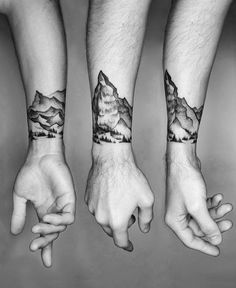 Something like this around my ankle