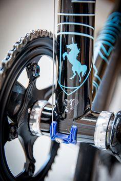 Speedvagen Gradient Black Road #finishing #cycle