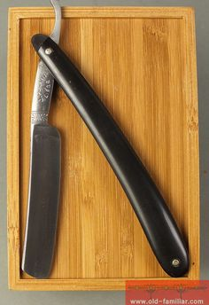 Talmalin No 60 Sheffield Rasiermesser ,straight razor, coupe choux,