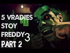 ΕΝΑΣ ΕΝΑΣ ΤΟ ΚΕΡΑΤΟ ΜΟΥ - 5 Βραδιές στου Φρέντυ 3 Μέρος 2(Five nights at...