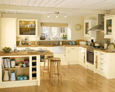 Burford Cream Kitchen | Kitchen Design Elements