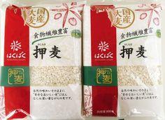 食物繊維が豊富です♪|はくばく 押麦
