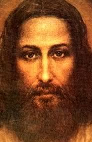 Jesus based on the Shroud of Turin