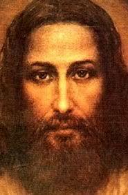 Jesus based on the Shroud of Turin
