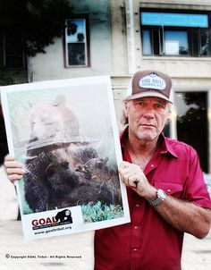 Longmire Author Supports Grizzly Bears