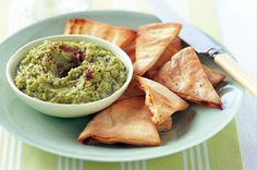 Photo: Middle Eastern broad bean dip recipe   The Lebanese Recipes  Kitchen (The home of delicious Lebanese                               ...
