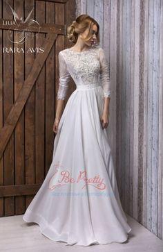 Свадебное платье Lilia - салон Свадьба Века