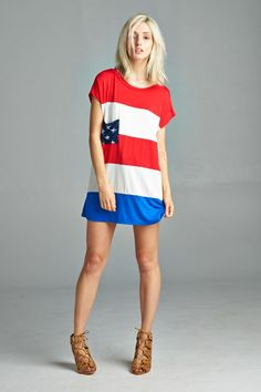 c6e6abfeea4d Oh My Stars Tunic Dress Wholesale Clothing