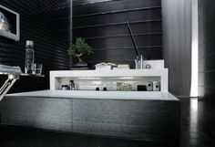 Modern Small Bathroom 2012