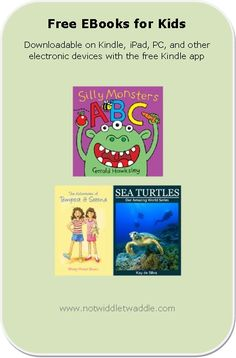 No Twiddle Twaddle: Free EBooks for Kids
