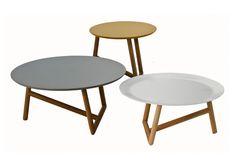 Klara Side & Coffee Tables by Moroso