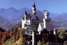 Neuschwansteinan - Germany | Wonderful Places