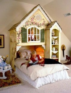 Play House/bed