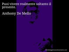 Cartolina con aforisma di Anthony De Mello (72)