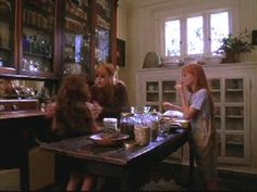 Pantry from the movie Practical Magic.