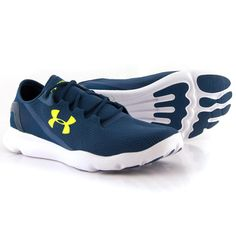 Innovative Under Armour Speedform technology delivers zero distraction while running.