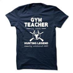 Gym Teacher Cool Shirt - #hoodie jacket #womens sweatshirts. GET YOURS =>…