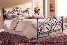 camas de madera y hierro - Buscar con Google